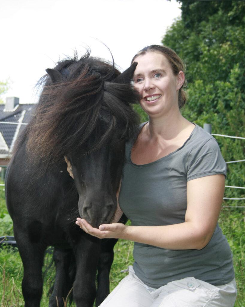 Tierphysiotherapie Katharina Oldigs - Behandlung von Pferden, Hunden und Katzen im Rahmen von Tierphysiotherapie Behandlungen wie Blutegeltherapie, Lasertherapie oder Akupunktur.